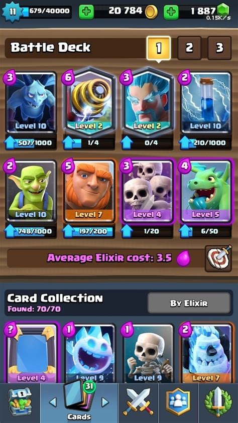 Clash Royale Deck Build Starter Pokemon